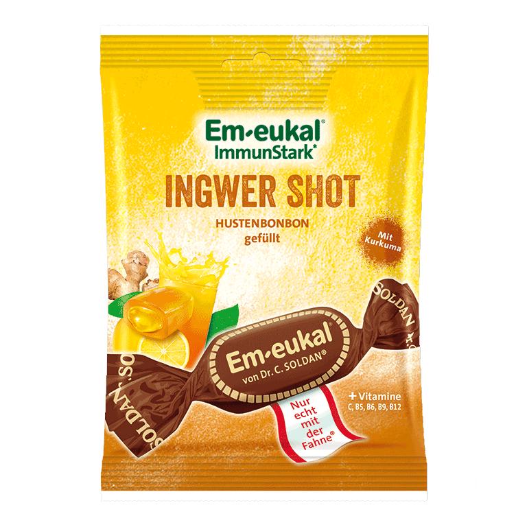 Em-eukal ImmunStark* Ingwer Shot