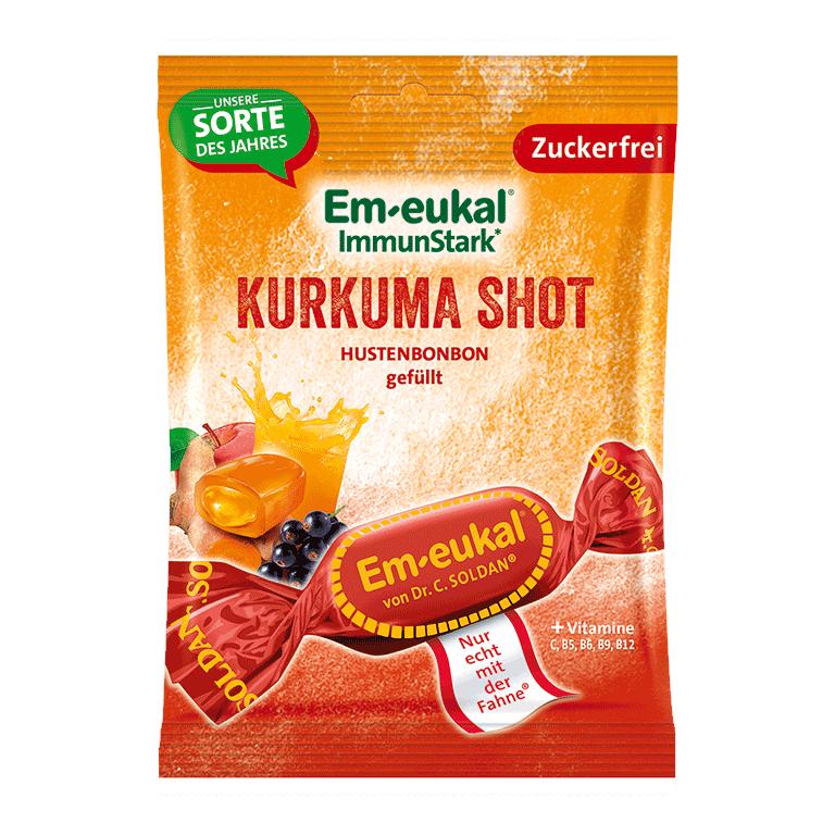 Em-eukal ImmunStark* Kurkuma Shot