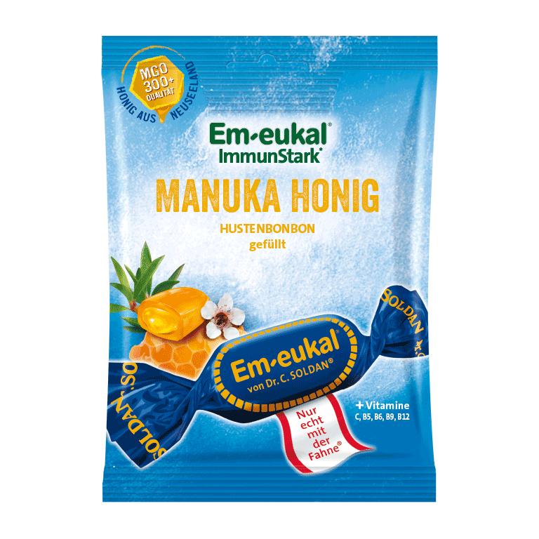 Em-eukal ImmunStark* Manuka Honig