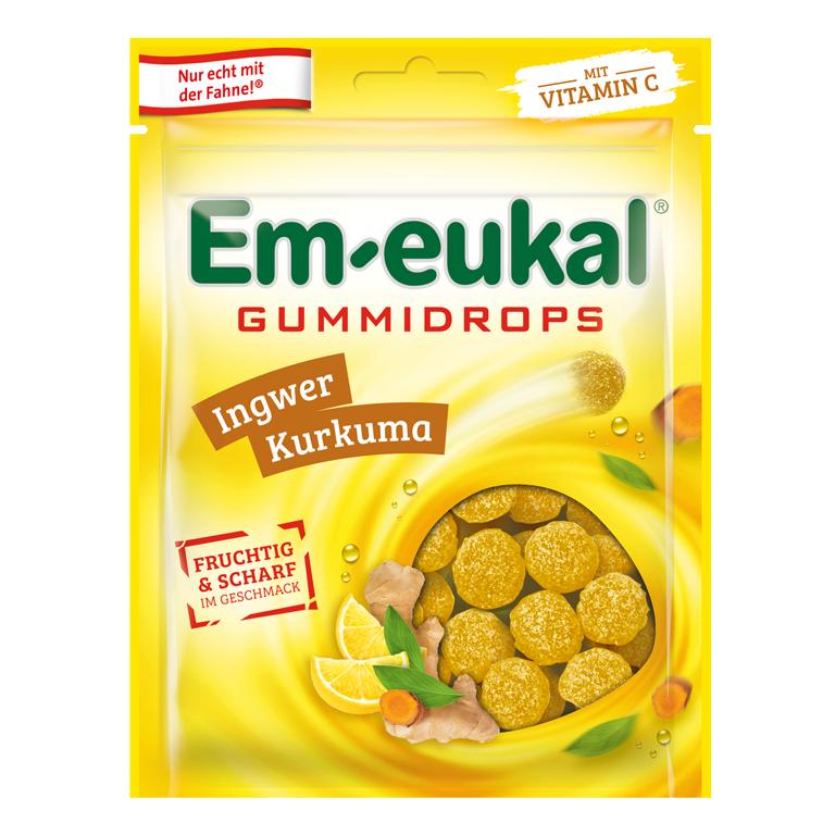 Em-eukal Gummidrops Ingwer Kurkuma