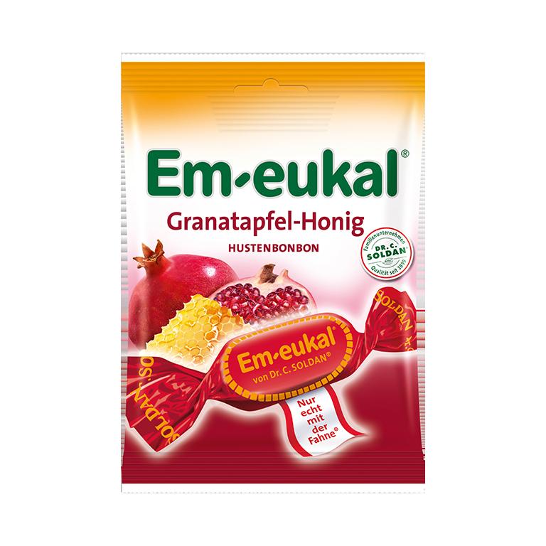 Em-eukal Granatapfel-Honig