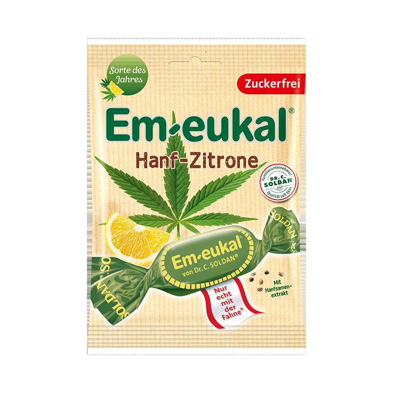 Em-eukal Hanf-Zitrone