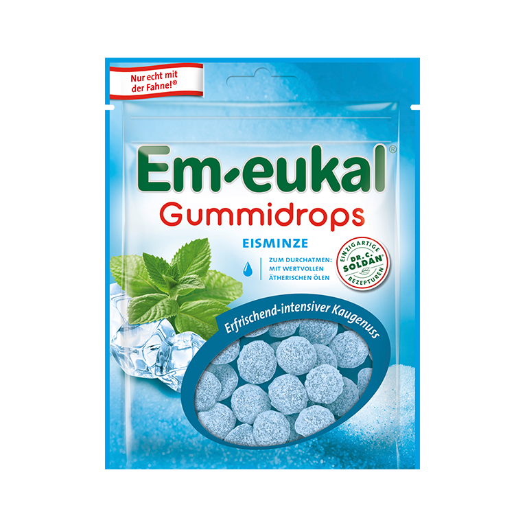 Em-eukal Gummidrops  Eisminze