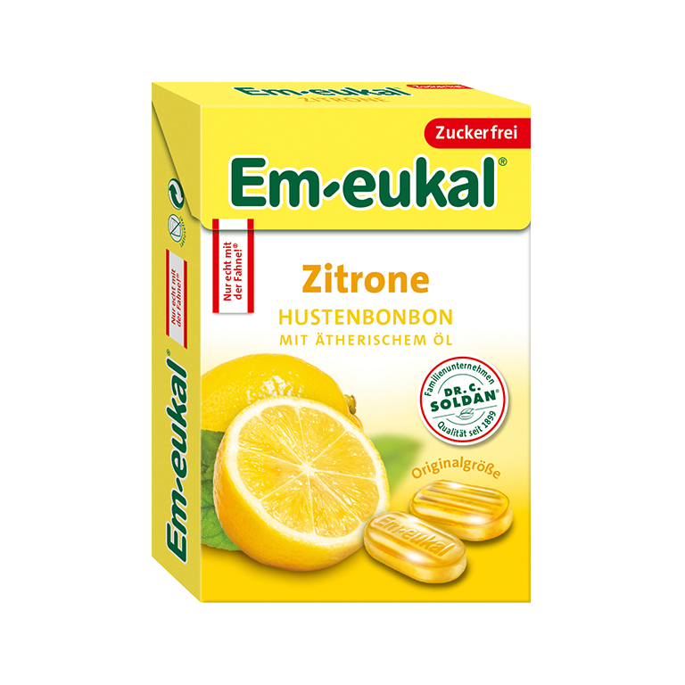 Em-eukal Zitrone Box