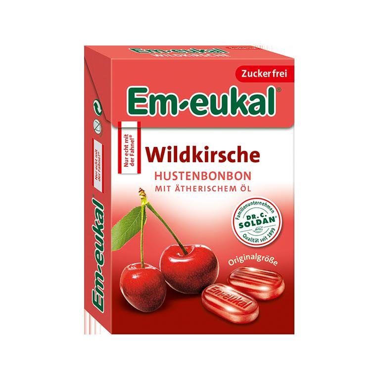 Em-eukal Wildkirsche Box