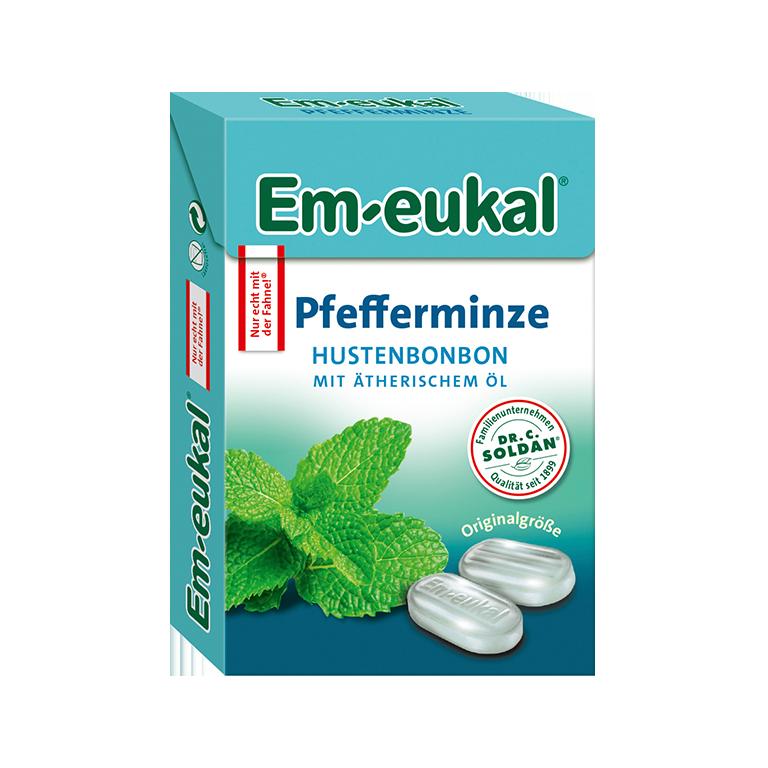 Em-eukal Pfefferminze Box