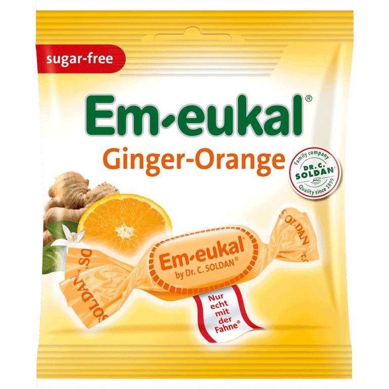 Em-eukal Ginger-Orange