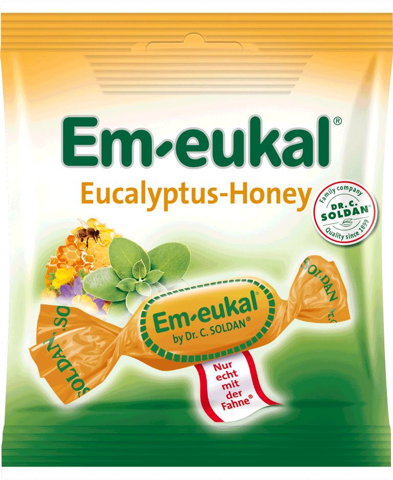 Em-eukal Eucalyptus-Honey