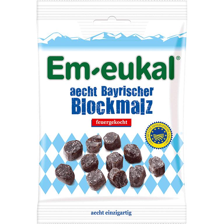 Em-eukal® aecht Bayrischer Blockmalz