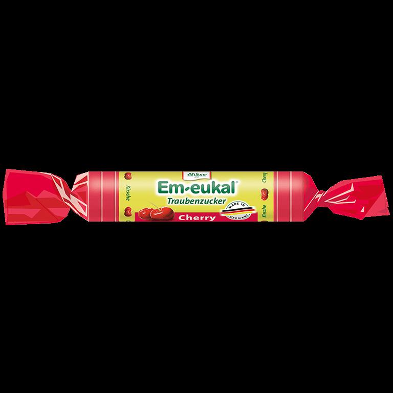Em-eukal Traubenzucker Cherry