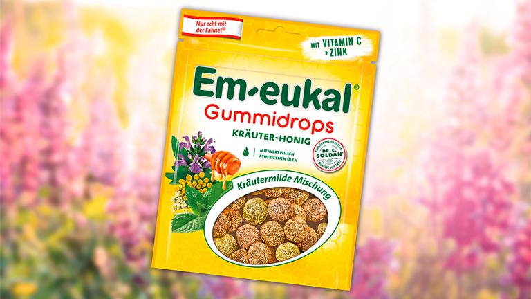 Gummidrops Kräuter-Honig