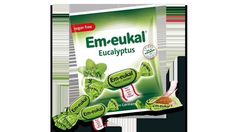 Em-Eukal Eukalyptus Packshot
