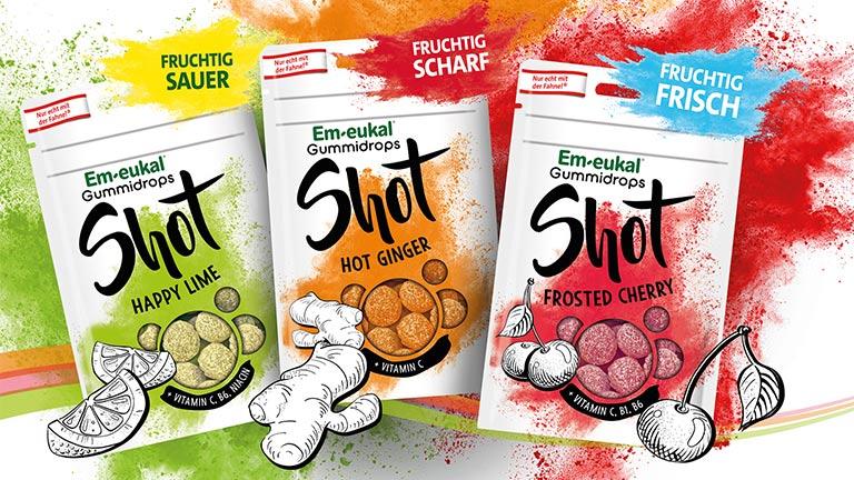 Em-eukal Shots
